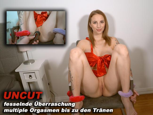 Video Thumbnail UNCUT! fesselnde Überraschung-multiple Orgasmen bis zu den Tränen!