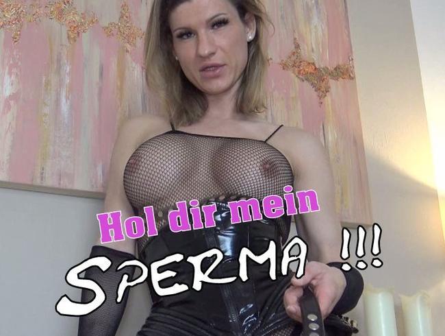 Video Thumbnail Hol dir mein Sperma!!!