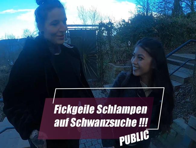 Video Thumbnail Fickgeile Schlampen auf Schwanzsuche!!!