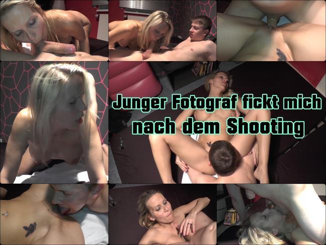 Video Thumbnail Junger Fotograf fickt mich nach dem Shooting