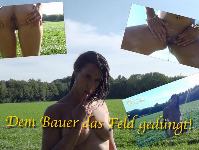 Video Thumbnail Dem Bauer das Feld gedüngt!