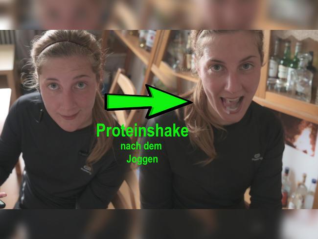 Video Thumbnail Proteinshake nach dem Joggen