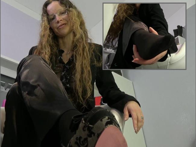 Video Thumbnail Mein Schuh steckt in deinem Arsch!