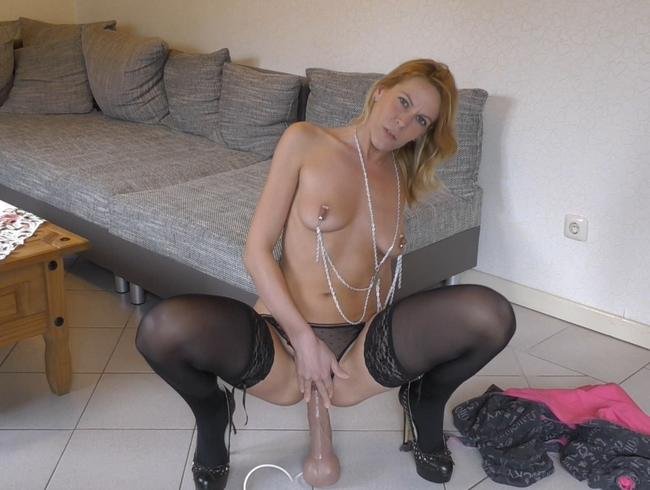 Video Thumbnail Autsch meine Nippel....Ich brauche deine volle Ladung !!