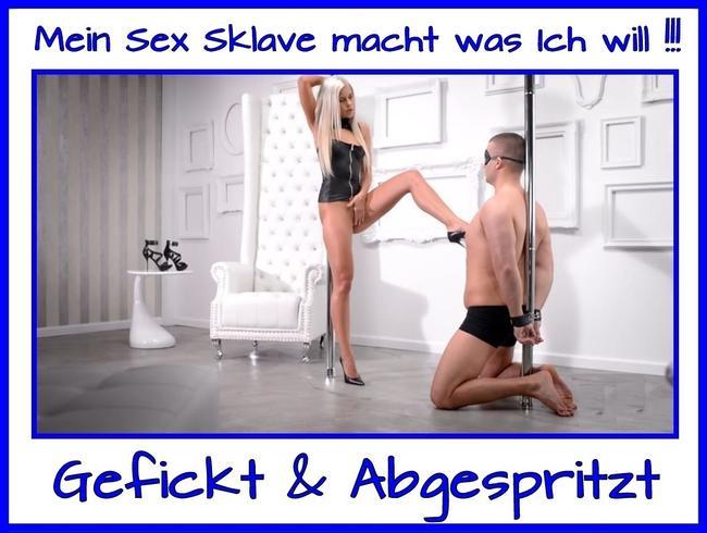 Video Thumbnail Sex Sklave wird blank gefickt und gemolken!!!