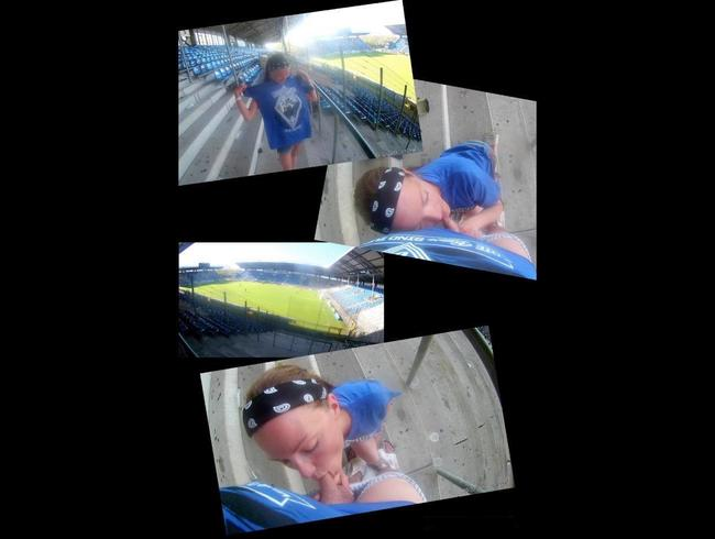 Video Thumbnail Public Blowjob im Fußballstadion