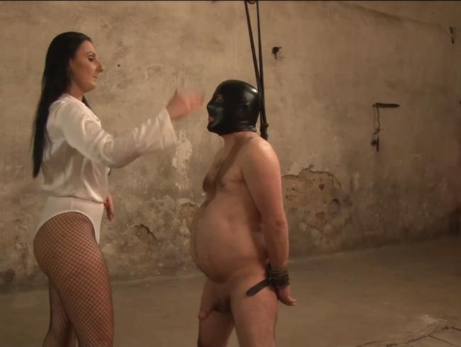 Video Thumbnail Heftig was in die Sklavenfresse