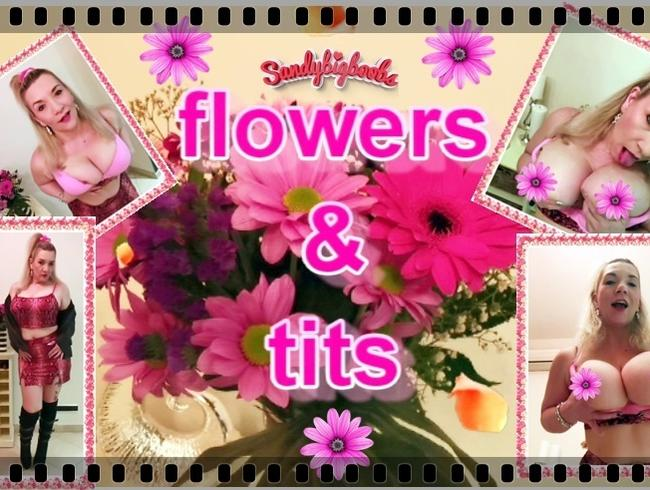 Video Thumbnail flowers and tits