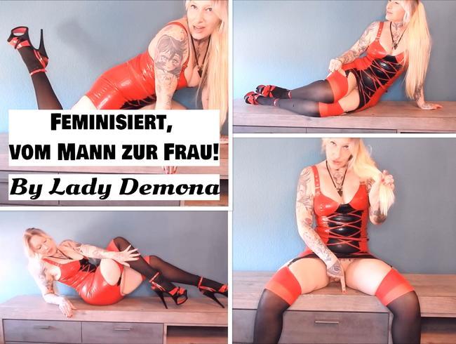 Video Thumbnail Feminisiert, vom Mann zur Frau! (de)