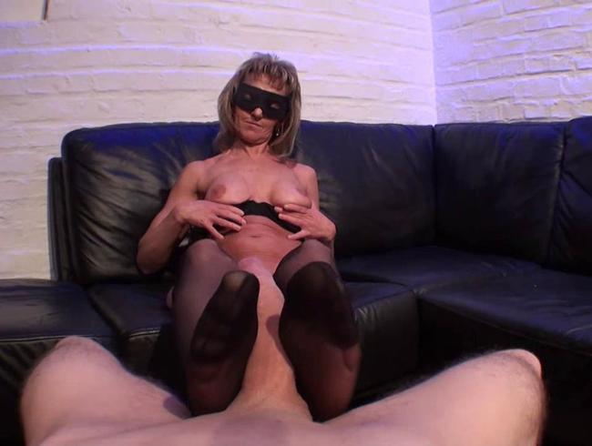 Video Thumbnail nylon füße zum wichsen :: :: ::