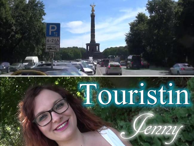Video Thumbnail Urlauberin in Berlin - Dreier im Park mit Spanner