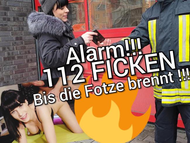 Video Thumbnail Alarm 112 Ficken bis die Fotze brennt