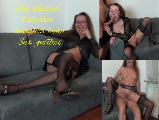 Video Thumbnail Den kleinen Lutscher heimlich beim Sex gefilmt
