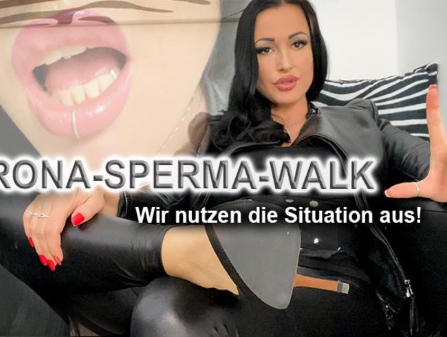 Video Thumbnail Corona-Sperma-Walk! Wir nutzen die Situation jetzt aus!