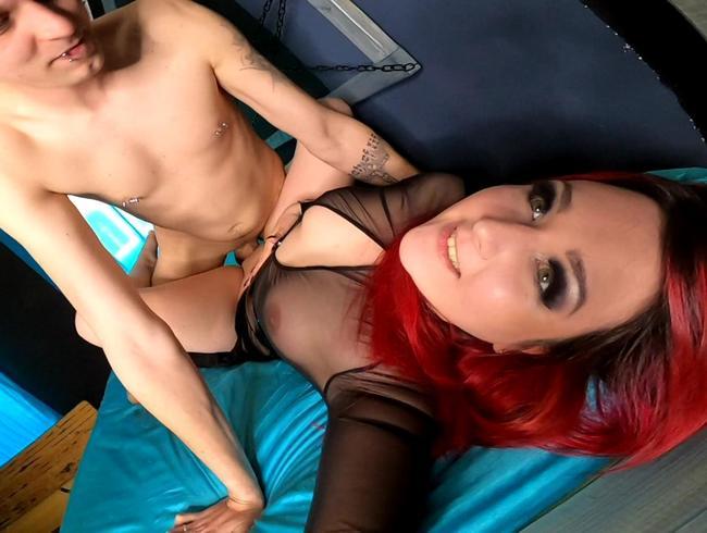 Video Thumbnail PRIVATES SEXTAPE- Cuckold sieh nur wie viel Spass wir haben!!!