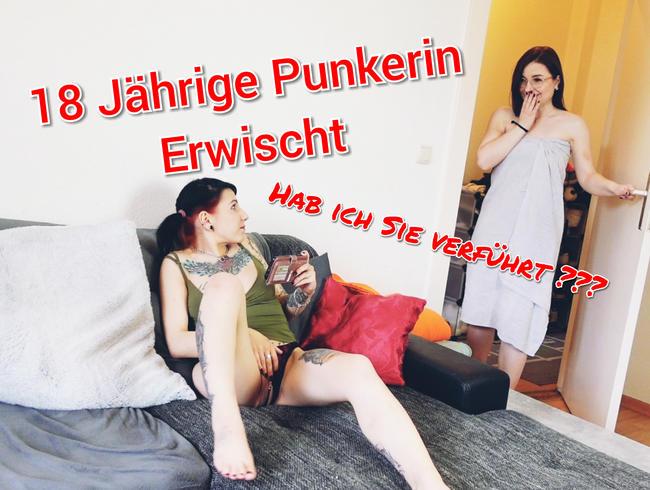 Video Thumbnail 18 Jährige Punkerin Erwischt !!! Hab ich sie Verführt ???