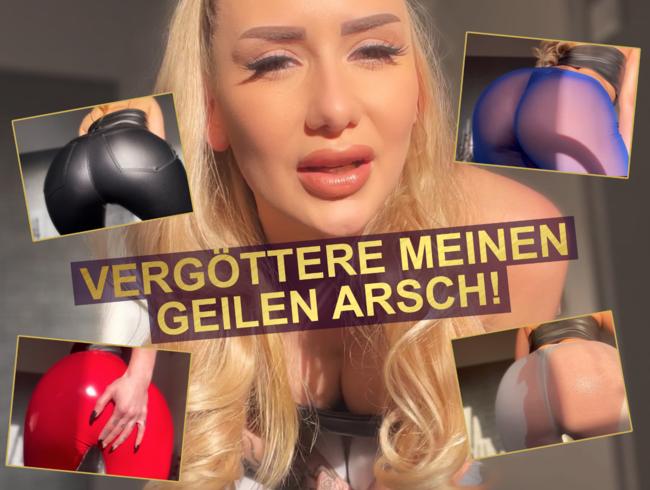 Video Thumbnail VERGÖTTERE meinen GEILEN ARSCH!