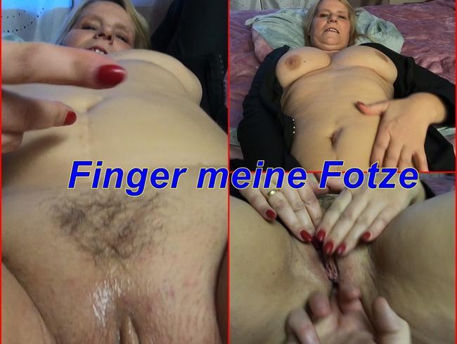 Video Thumbnail Fingere meine Fotze