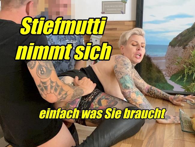 Video Thumbnail Stiefmutti nimmt sich was Sie braucht