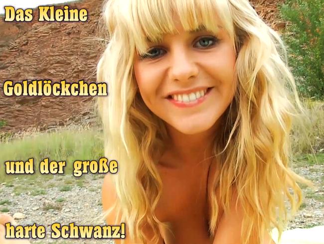 Video Thumbnail Das Kleine Goldlöckchen und der große harte Schwanz!