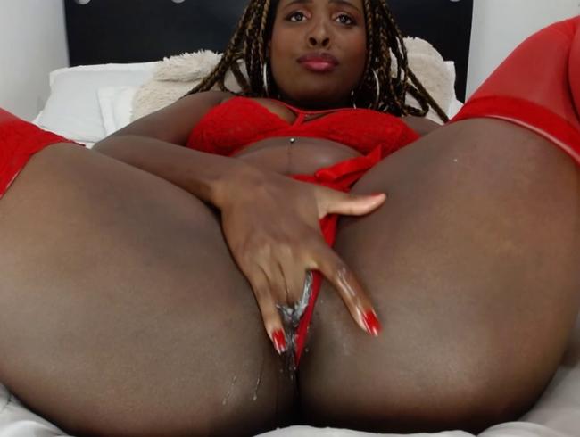 Video Thumbnail Ich masturbiere mit meinem Höschen