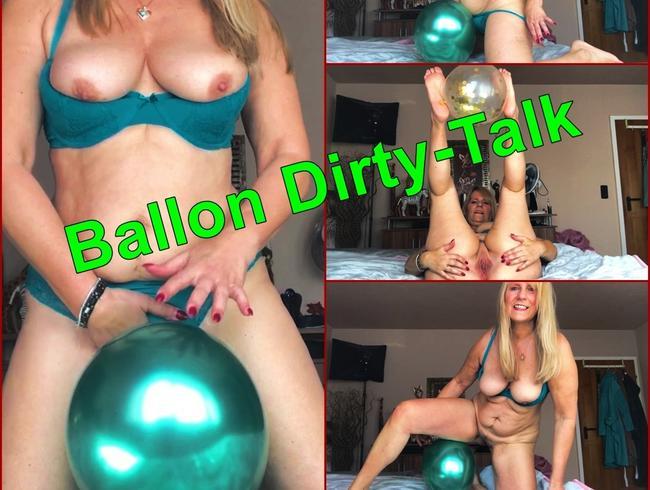 SweetSusiNRW - Ballon Dirty-Talk
