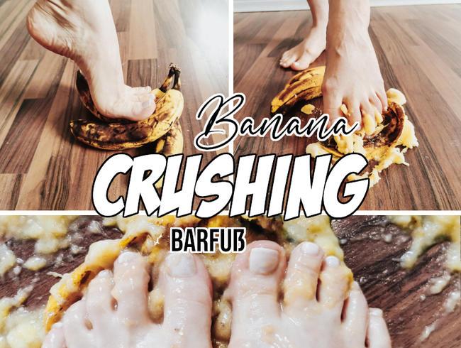 Video Thumbnail Banana Crushing und ASMR