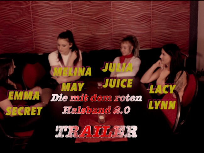 Video Thumbnail Die mit dem roten Halsband 2.0 TRAILER