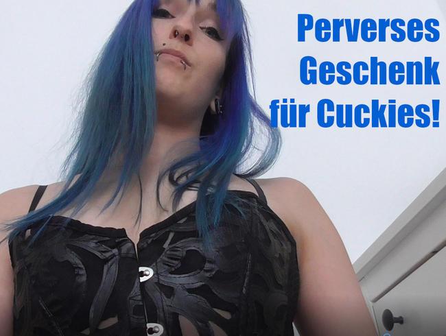 Video Thumbnail Perverses Geschenk für Cuckies!