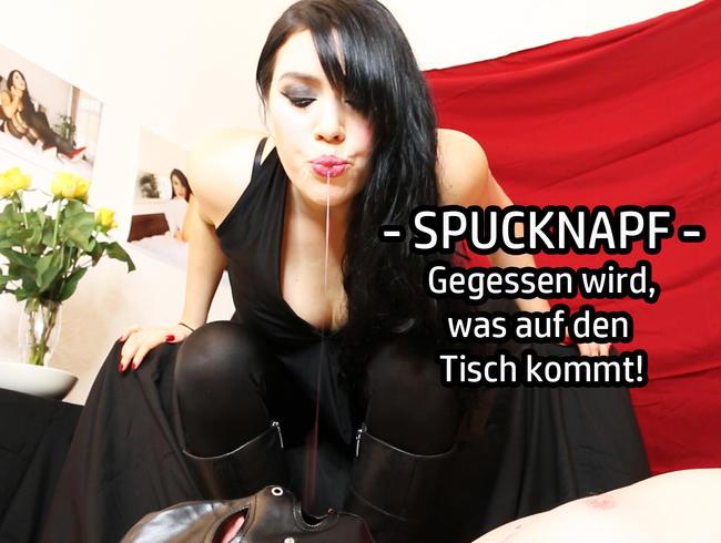 Video Thumbnail SPUCKNAPF - Gegessen wird, was auf den Tisch kommt!