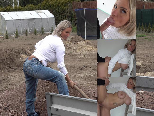 Video Thumbnail Fremder fickt mich auf Baustelle