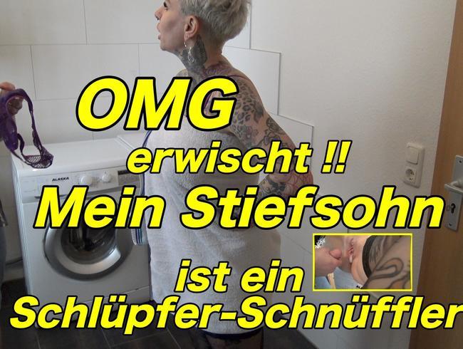 Video Thumbnail OMG erwischt!! Mein Stiefsohn ist ein Schlüpfer-Schnüffler