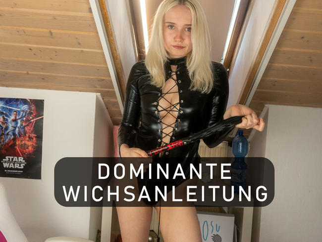 Video Thumbnail Meine erste Domina Anleitung im Latexbody