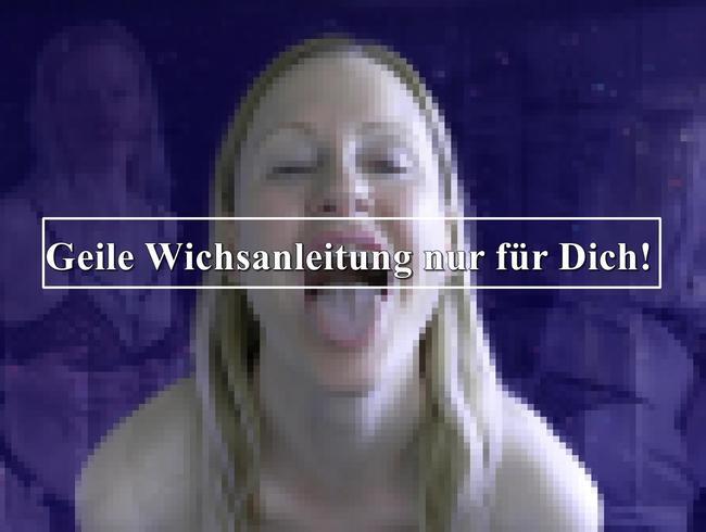 Video Thumbnail Geile Wichsanleitung nur für Dich! ;)