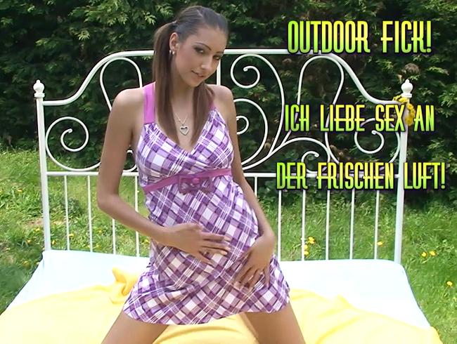 Video Thumbnail Outdoor Fick! Ich liebe Sex an der frischen Luft!