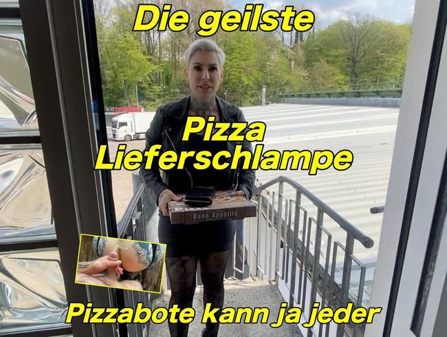 Video Thumbnail Die geilste Pizza Lieferschlampe!!Pizzabote kann ja jeder