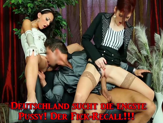 Video Thumbnail Deutschland sucht die engste Pussy! Der Fick-Recall!!!