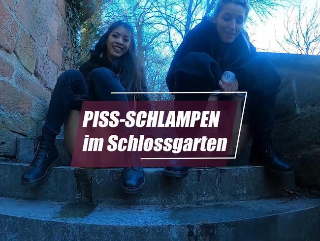 Video Thumbnail PISS- SCHLAMPEN im Schlossgarten