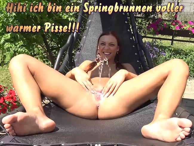 Video Thumbnail Hihi ich bin ein Springbrunnen voller warmer Pisse!!!