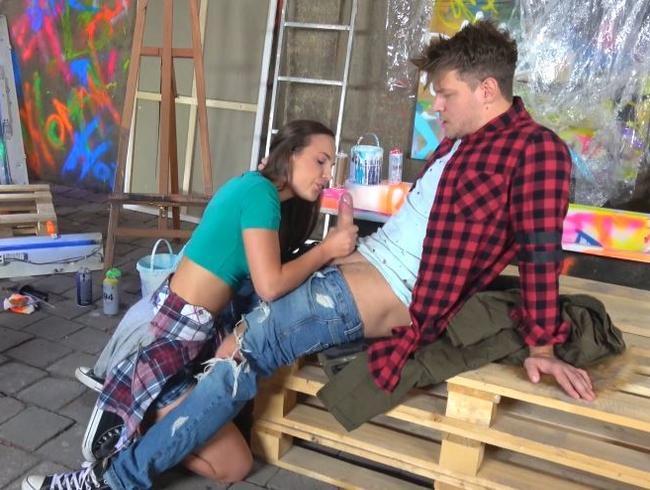 Video Thumbnail Graffiti User Fickt mich durch!!!