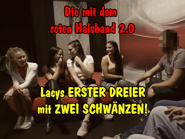 Video Thumbnail Die mit dem roten Halsband 2.0 (Lacys ERSTER DREIER mit ZWEI SCHWÄNZEN)