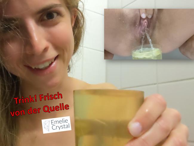Video Thumbnail Trink! Frisch von der Quelle