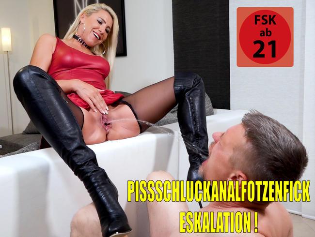 Video Thumbnail Der versaute XXL Pisseschlucker | Der Kumpel von Klaus durfte dann auch mal alle Löcher ficken...!