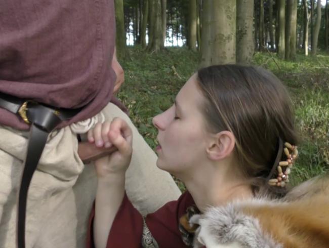 Video Thumbnail Bruder Tuck bekommt einen Runtergeholt - Spaß auf dem Mittelaltermarkt
