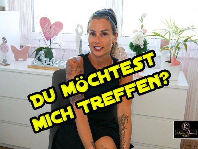 Video Thumbnail Du möchtest mich TREFFEN?!