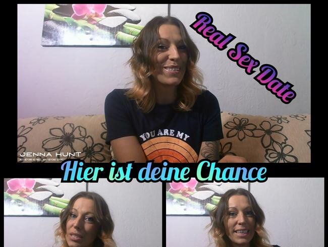 Video Thumbnail Real Sex Date - Hier ist deine Chance