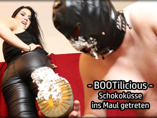 Video Thumbnail BOOTilicious - Schokoküsse ins Maul getreten