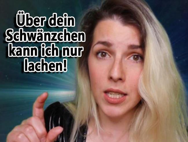Video Thumbnail Über dein SCHWÄNZCHEN kann ich nur lachen!