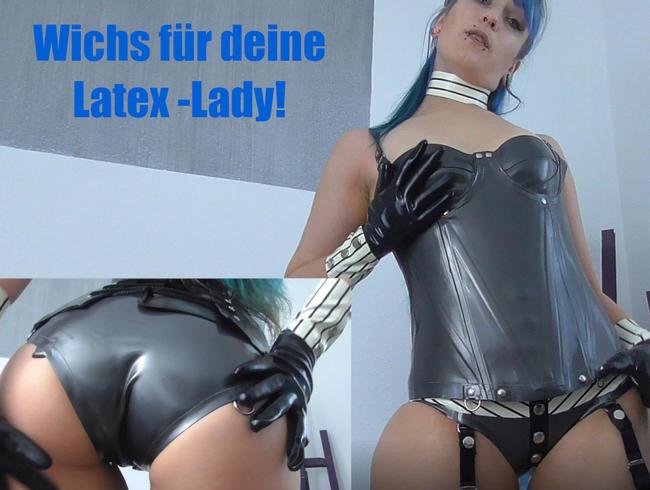 Video Thumbnail Wichs für deine Latexlady!