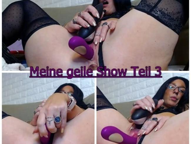 Video Thumbnail Meine geile Show Teil 3